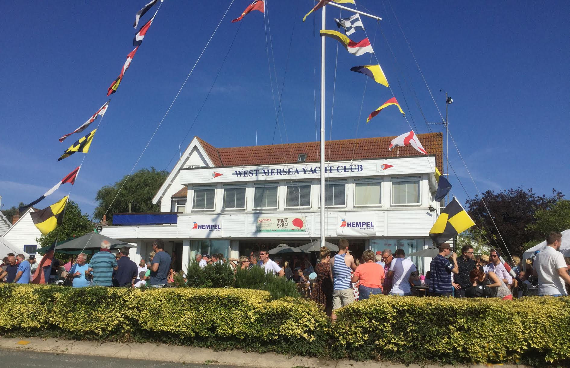 Mersea Week 2016 Photos By Patricia Forrest